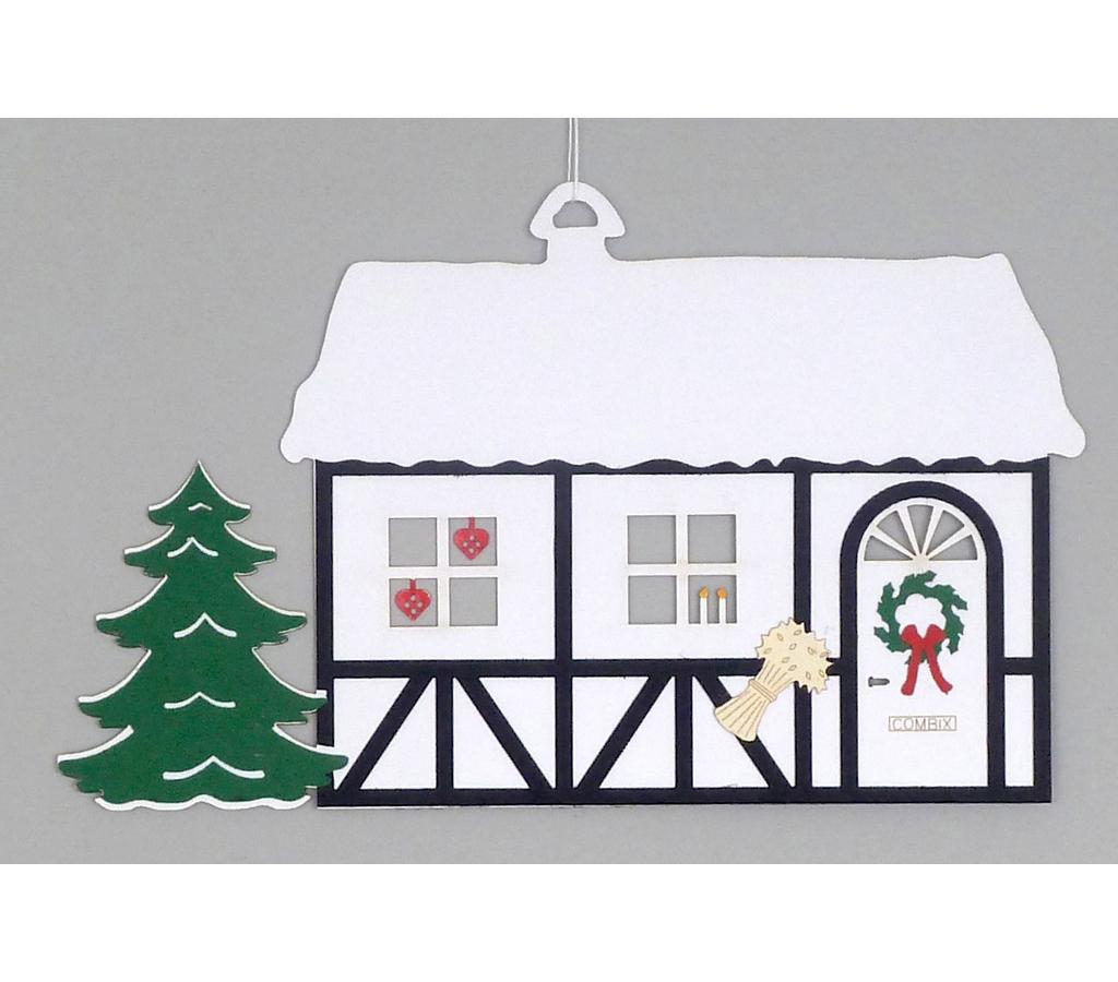 Julehuse Bindingsværk