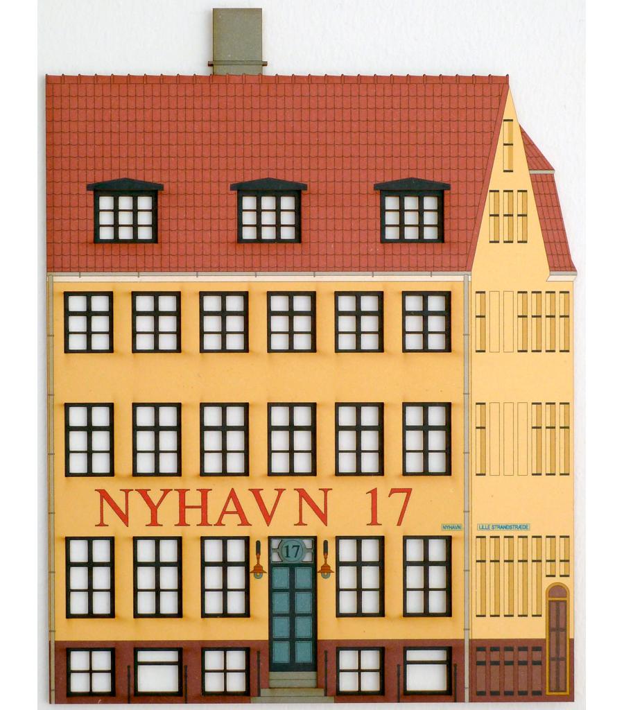 Nyhavn 17 Relief